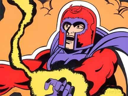 Sérigraphie Matos - Magneto