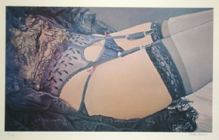 Lithographie Kacere - Maija 75