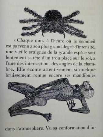 Livre Illustré Houplain - Maldoror (Les chants de Maldoror)