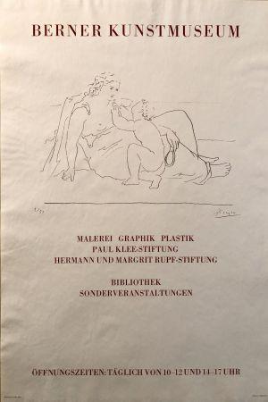 Offset Picasso - Malerei -Graphik - Plastik - Paul Klee - Stiftung