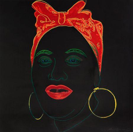 Sérigraphie Warhol - Mammy (FS II.262)