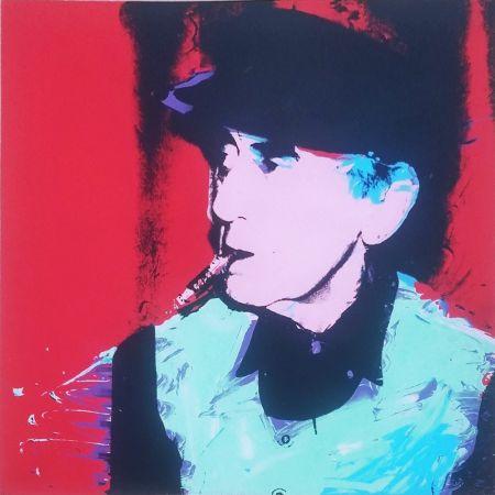 Sérigraphie Warhol - MAN RAY FS II.148