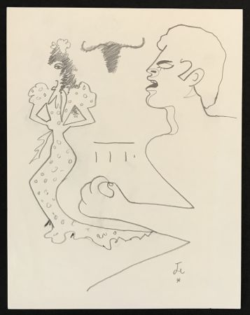Aucune Technique Cocteau - Man & Woman