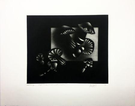 Manière Noire Avati - Manière noire aux champignons (1964)