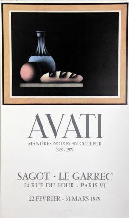 Offset Avati - Maniere Noire en Couleur