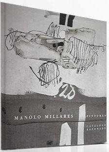 Livre Illustré Millares - Manolo Millares Catalogue Raisonné