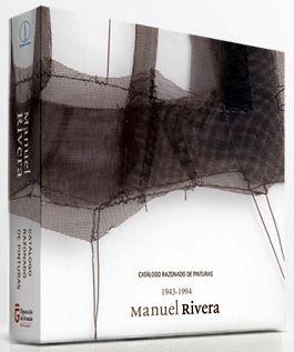 Livre Illustré Rivera - Manuel Rivera Catalogo razonado (Catalogue Raisonné)