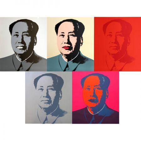 Sérigraphie Warhol (After) - Mao - Portfolio