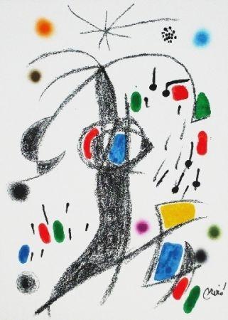 Lithographie Miró - Maravillas con variaciones acrosticas 19