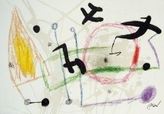Aucune Technique Miró - Maravillas con variaciones acrosticas 5
