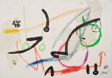 Lithographie Miró - Maravillas con variaciones acrosticas 7