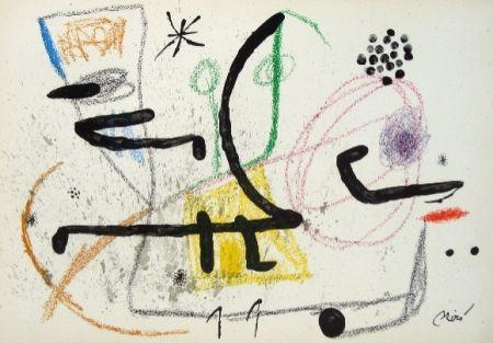 Lithographie Miró - Maravillas con variaciones acrosticas 9
