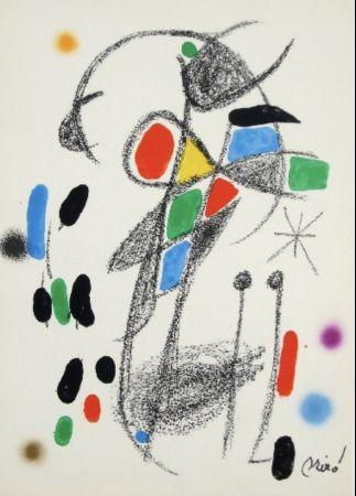 Lithographie Miró - Maravillas con variacones acrosticas 19