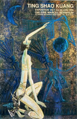 Offset Ting - Marcel  Berheim  Gallery