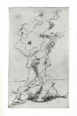 Eau-Forte Masson - Marcel Jouhandeau : Ximenès Malinjoude