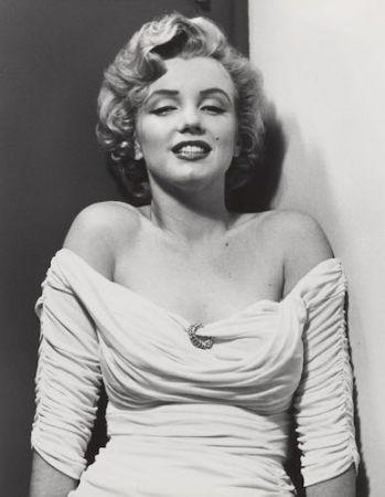 Aucune Technique Halsman - Marilyn
