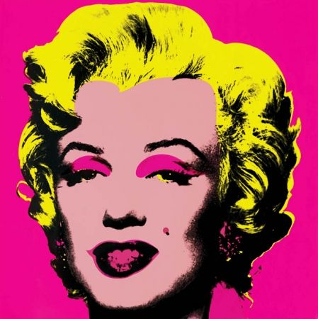 Sérigraphie Warhol (After) - Marilyn