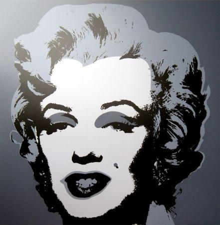 Sérigraphie Warhol (After) - Marilyn 11.24