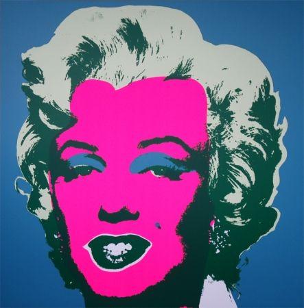 Sérigraphie Warhol (After) - Marilyn 11.30
