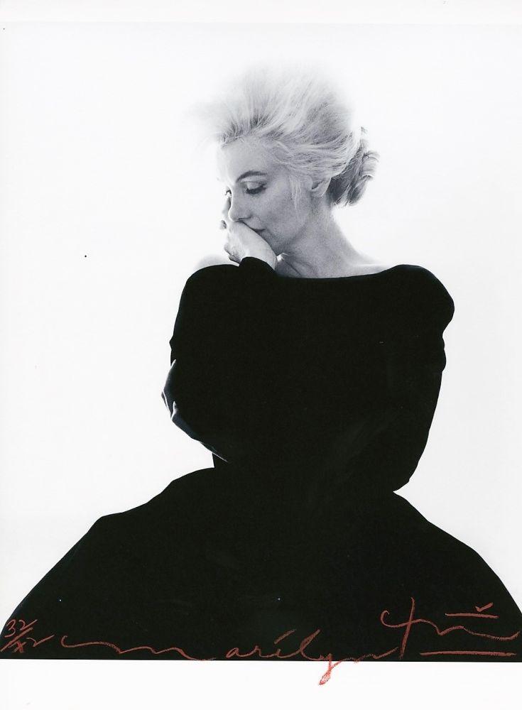 Photographie Stern - Marilyn: Dior Dress
