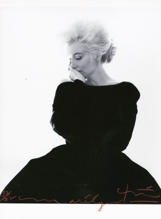 Photographie Stern - Marilyn: Dior Dress