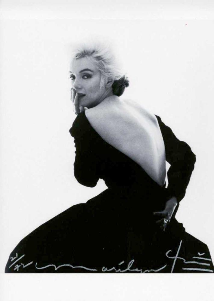 Photographie Stern - Marilyn, Dior Dress II