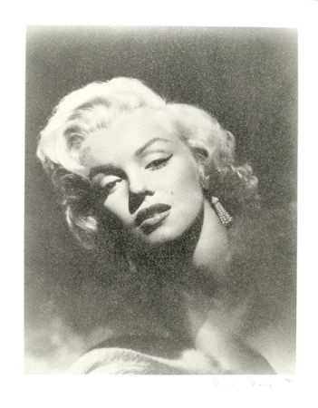 Sérigraphie Young - Marilyn Glamour