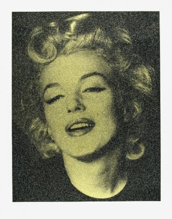 Sérigraphie Young - Marilyn Hope