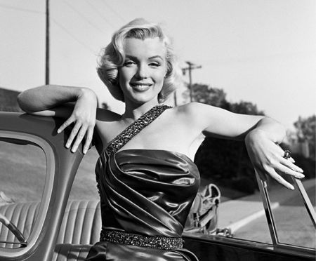 Photographie Worth - Marilyn in 'how to marry a millionaire
