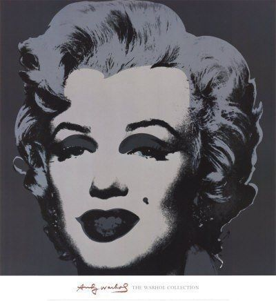 Lithographie Warhol (After) -  Marilyn Monroe - poster