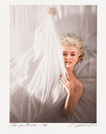 Photographie Kirkland - Marilyn Monroe 1961