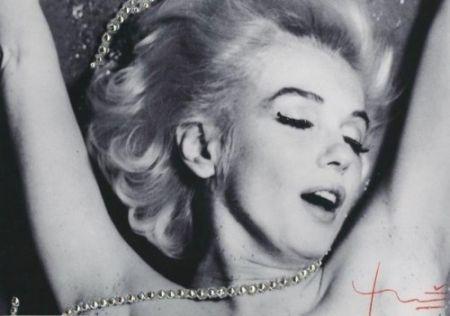 Photographie Stern - Marilyn Monroe (1962) Orgasm