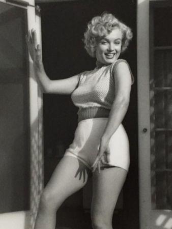 Photographie De Dienes  - Marilyn Monroe. Bungalow