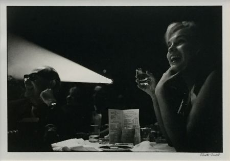 Photographie Erwitt - MARILYN MONROE DURING THE FILMING OF