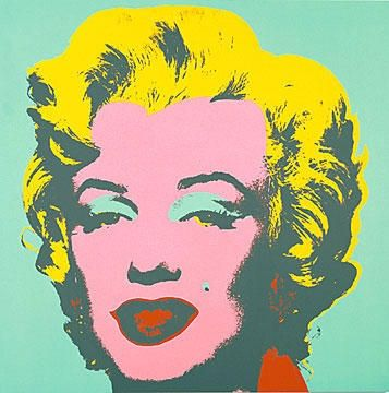 Sérigraphie Warhol - Marilyn Monroe (II.23)