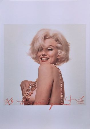 Photographie Stern - MARILYN MONROE THAT FAMOUS SMILE
