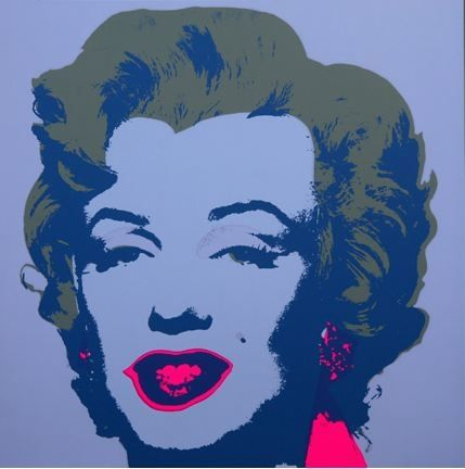 Lithographie Warhol (After) - Marilyn No 26, Sunday B Morning (after Andy Warhol)