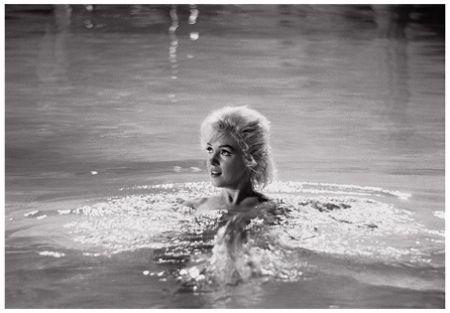 Photographie Schiller - Marilyn (Roll 2 Frame 2)