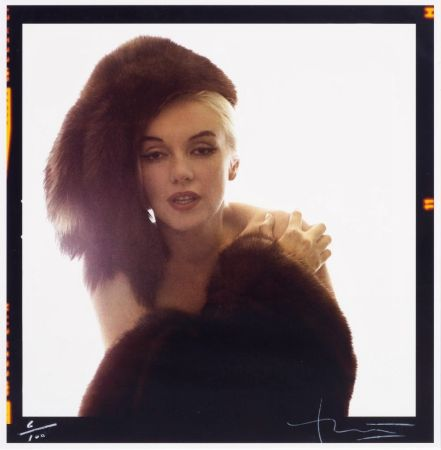 Multiple Stern - Marilyn with Fur Hat