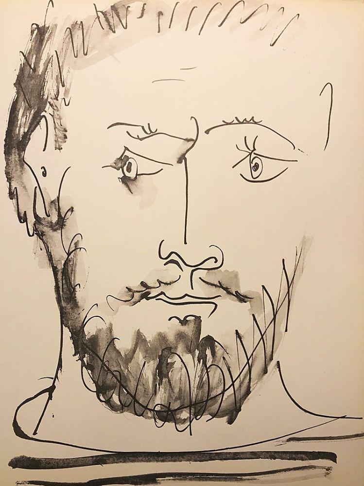 Aucune Technique Picasso (After) - Marin