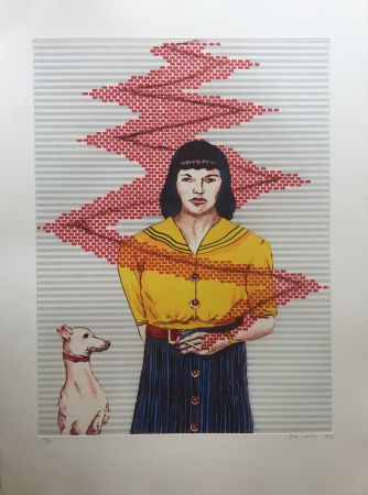 Eau-Forte Et Aquatinte Smith - Marina Svetsaeva