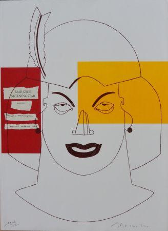 Eau-Forte Arroyo - Marjorie Morningstar