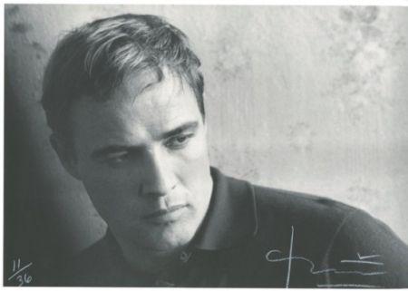 Photographie Stern - Marlon Brando Life Magazine