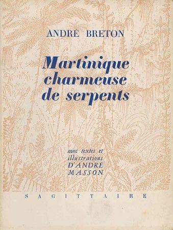 Livre Illustré Masson - Martinique charmeuse de serpents