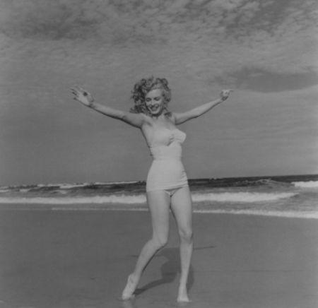 Photographie De Dienes  - Marylin Monroe (1949)
