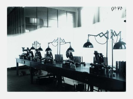Photographie Ruff - Maschinen 1410