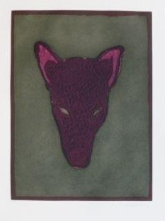 Gravure Scholder - Mask Of A Warewolf