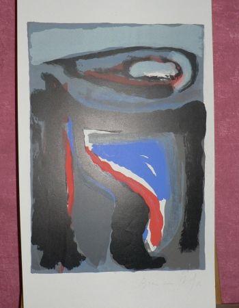 Lithographie Van Velde - Mason - Putman 110