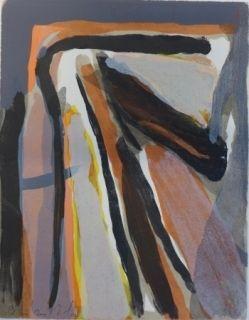 Lithographie Van Velde - Mason, 196