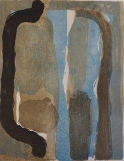 Lithographie Van Velde - Mason, 197